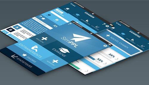 SimPPL - Application mobile