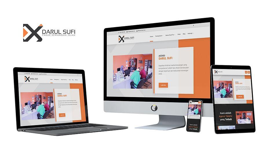 Agensi Darul Sufi Website