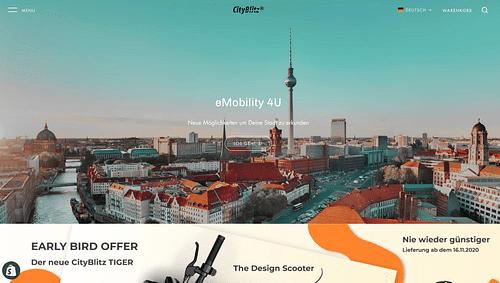 CityBlitz GmbH - Werbung