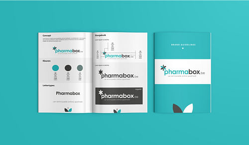 CREATIVE - Rebranding - Pharmabox - Publicité
