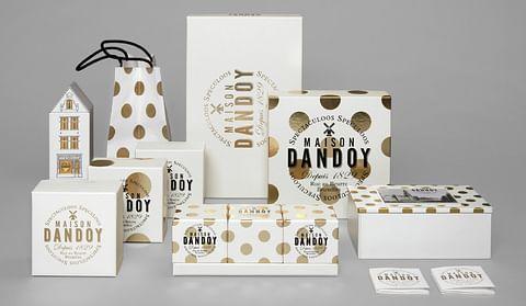 Maison Dandoy - Premium Artisanal Bakery