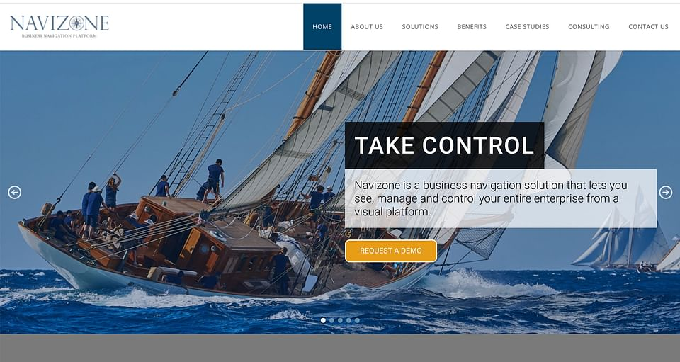 Sales Page Creation For Enterprise Software Brand