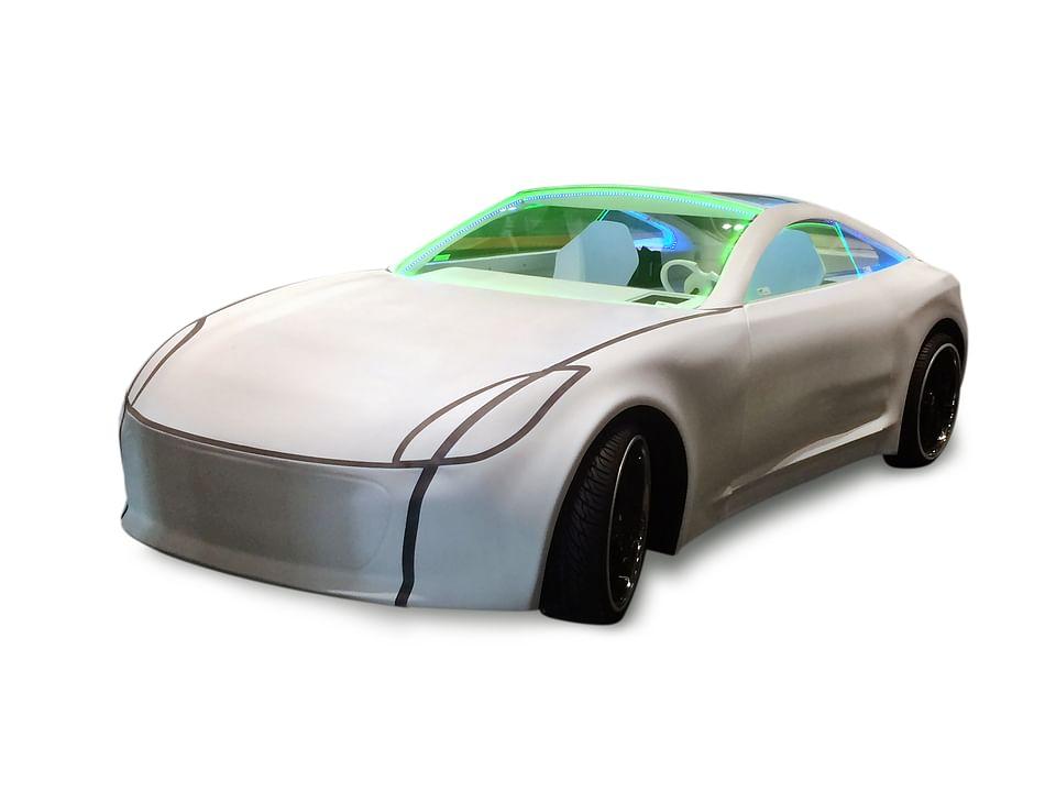 Presentation Car
