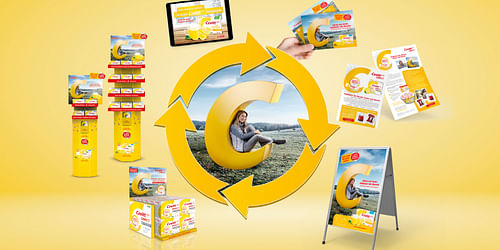 Gutes noch besser gemacht: Das neue Cevitt immun! - Markenbildung & Positionierung