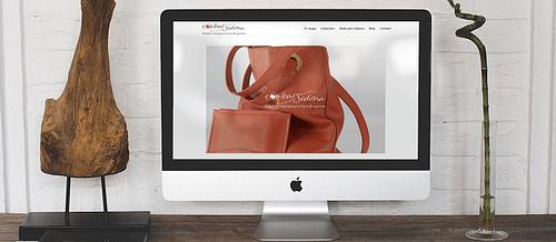 Site e-commerce Couleur Sedona - E-commerce