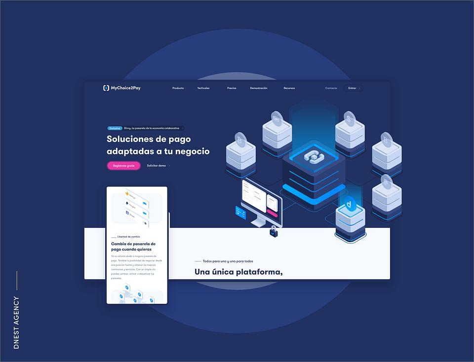MyChoice2Pay Redesign
