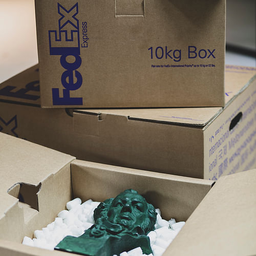 FedEx. Patrocinio de Los Goya. - Relaciones Públicas (RRPP)