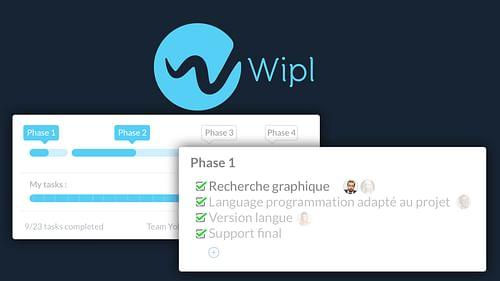 Gestionnaire de projet - Application web