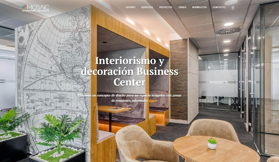 Marketing digital, Diseño y desarrollo web