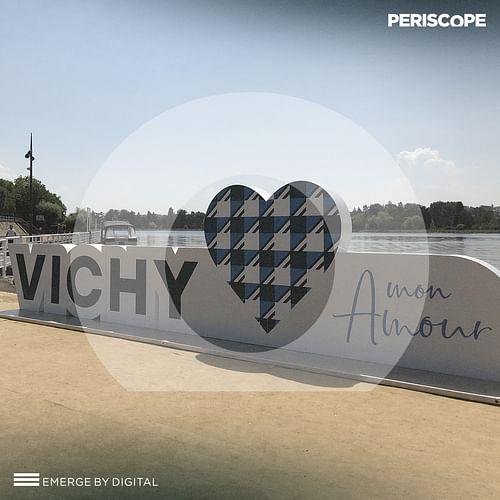 Vichy Mon Amour - Image de marque & branding