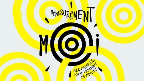 Mes Galeries - Démesurément moi - Image de marque & branding