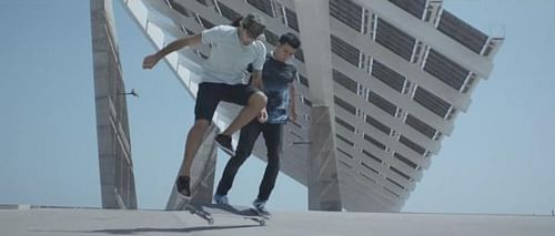 Skate Fortwo - Advertising