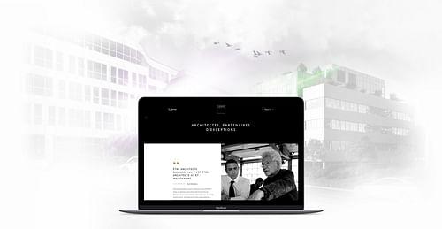 Exploiter le digital comme fer de lance - Création de site internet