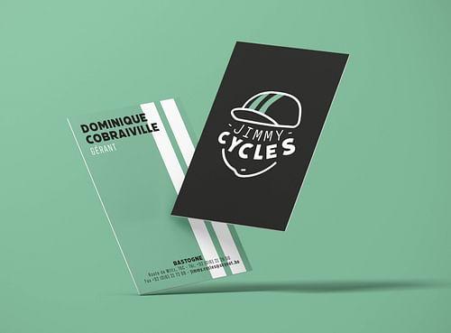 Branding - Jimmy Cycles - Image de marque & branding