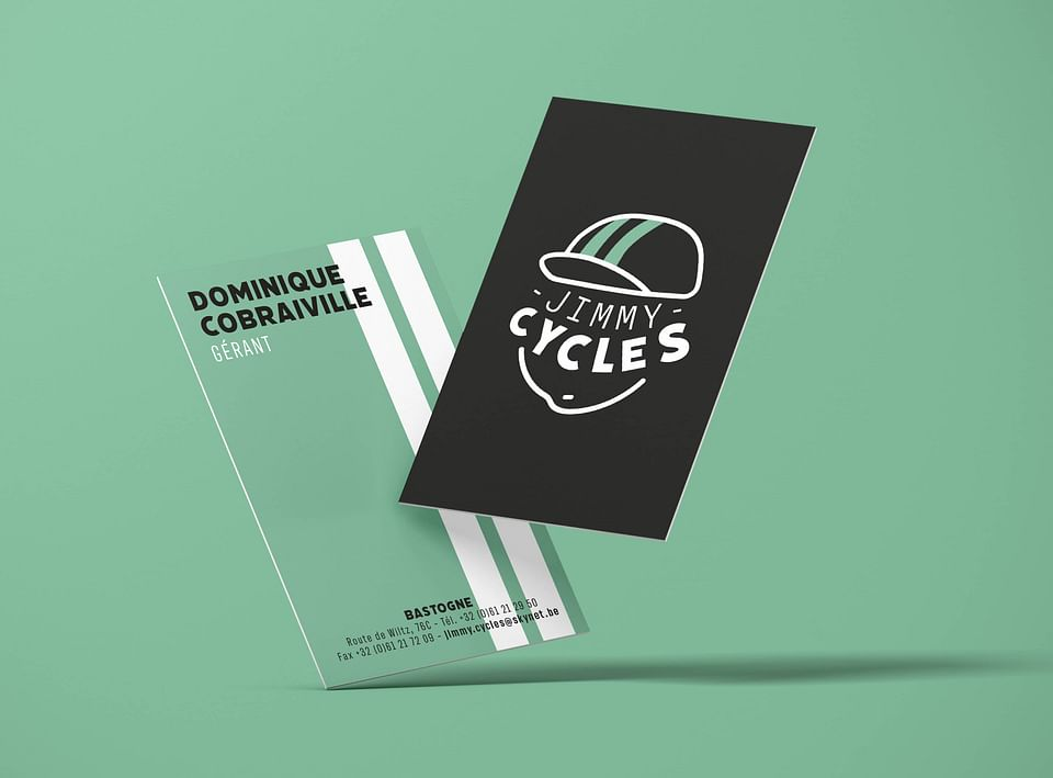 Branding - Jimmy Cycles