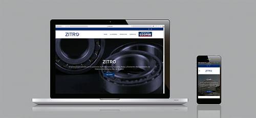 Zitro - Creación de Sitios Web