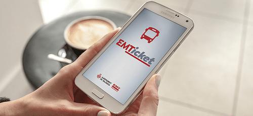 EMTICKET, LA NUEVA APP DE EMT VALENCIA - Branding y posicionamiento de marca