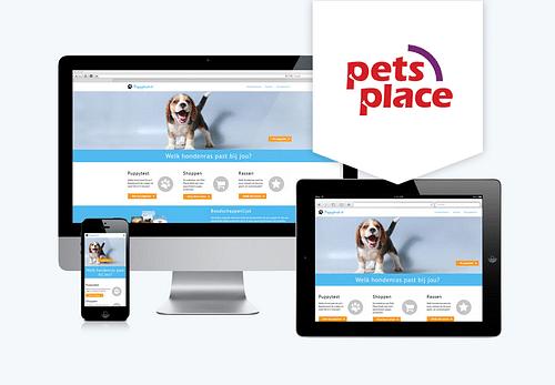 Leadgeneratie met de Puppytest - Website Creatie