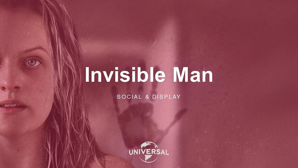 Invisible Man - Social & Display