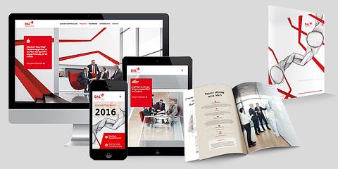 DAL – Geschäftsbericht in analoger und digitale...