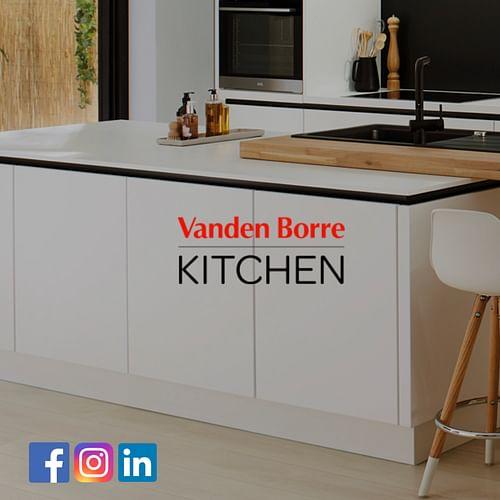 Vanden Borre Kitchen Belgium social media presence - Publicité en ligne