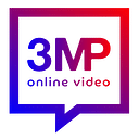 3MP online video logo