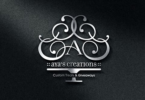 Logo Design for AYA's Creations