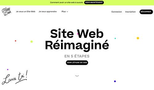Happydesk Agency - Création de site internet