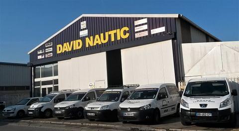 Refonte site vitrine David Nautic