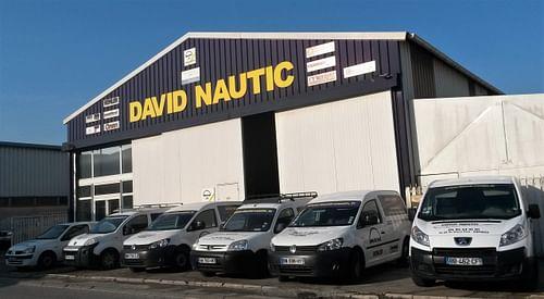 Refonte site vitrine David Nautic - SEO
