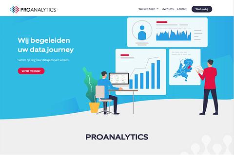 ProAnalytics: Website & SEO