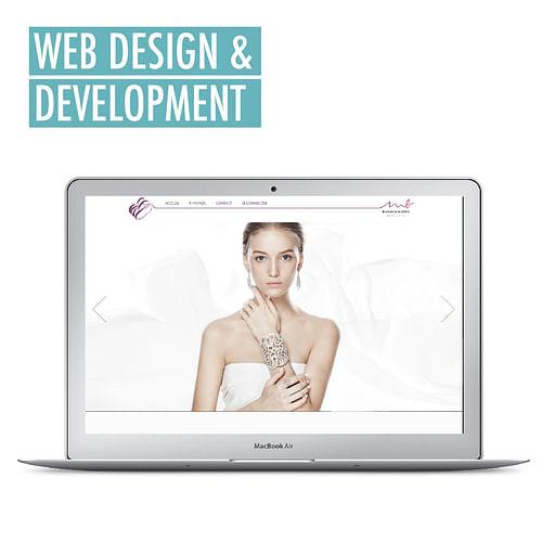 MONACO BIJOUX - Website, App, Photo shooting - Website Creation