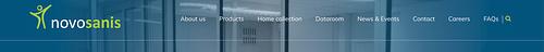 NovoSanis - DMP - Création de site internet