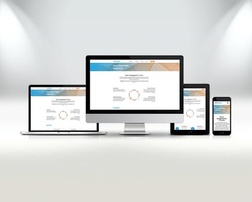 Accelleran New Website - Website Creatie