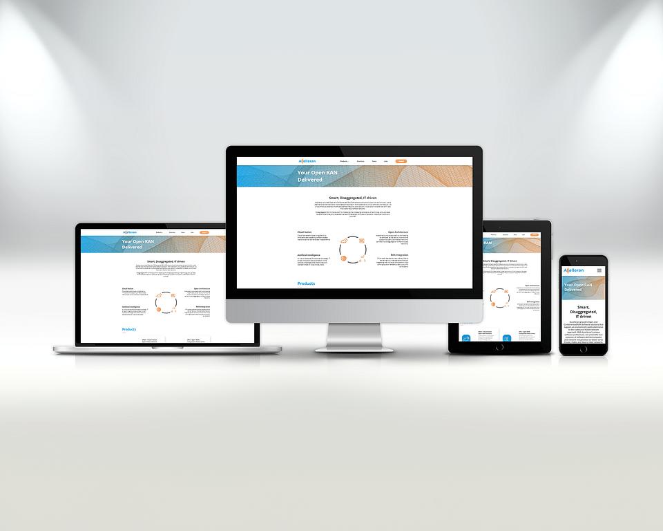 Accelleran New Website