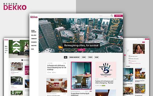 Design Dekko-by Godrej group - Content Strategy