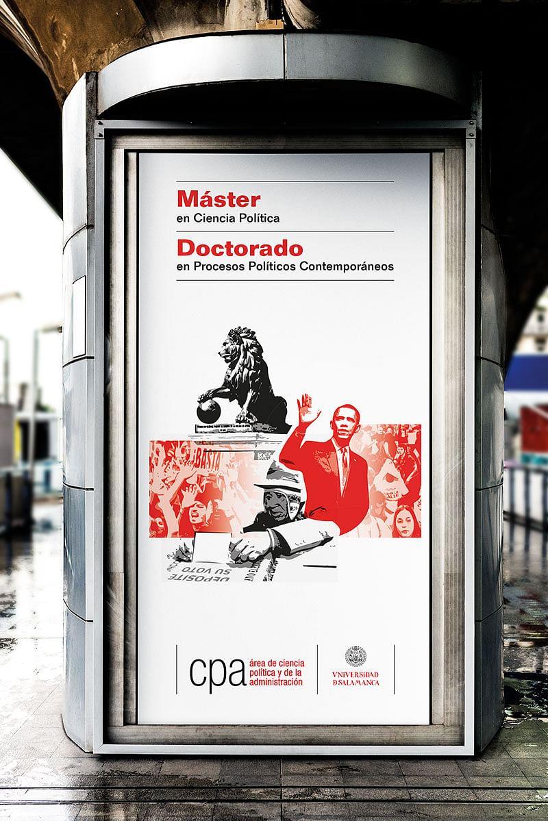 Máster de Ciencia Política (Universidad Salamanca)