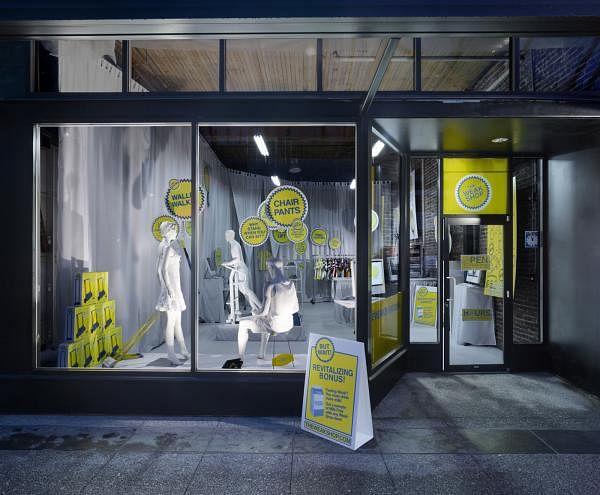 The Weak Shop