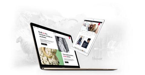 Création du site E-commerce de la marque Henjl
