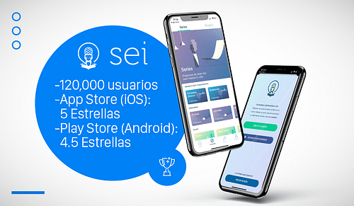 Desarrollo App SEI - Digital Strategy
