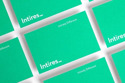 Intires.com - Markenbildung & Positionierung