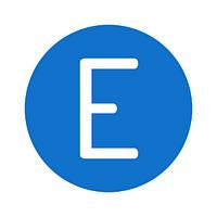 Blue e-Motion logo