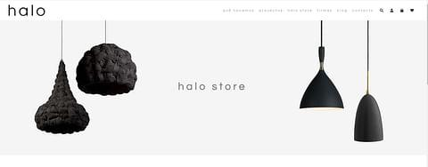 Programación ecommerce Halo Iluminación