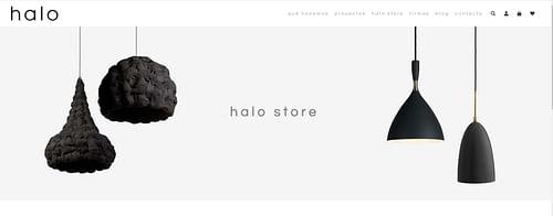 Programación ecommerce Halo Iluminación - E-commerce