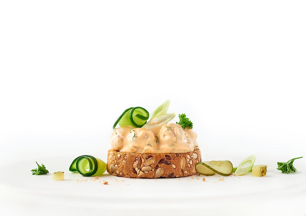 Tapas Foods , fotografie bereide salades - Fotografie