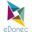 eDonec logo