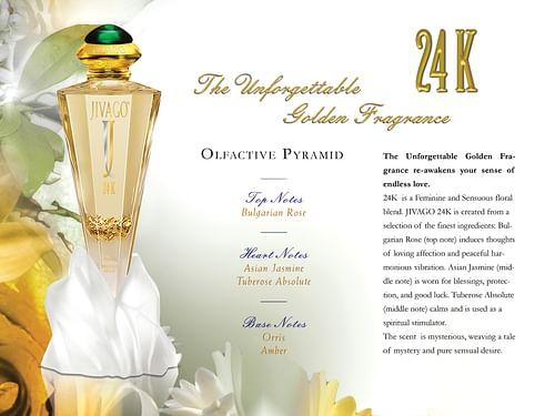 Jivago Fragrances - Website Creation