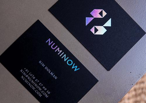 Brand, naam & website ontwerp voor NUMINOW - Branding & Positionering