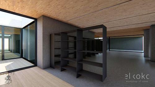 Diseño de Infografías 3D, promoción inmobiliaria - Diseño Gráfico