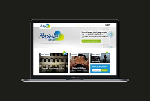 Plateforme en ligne d'activités pour la BCN